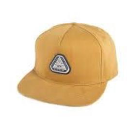 KATIN TETRA EMB 5 PANEL BALL CAP