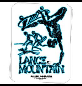 BONES Bones Brigade® Mountain Future Primitive Sticker