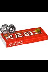 Bones® Super REDS® Skateboard Bearings 8 pack