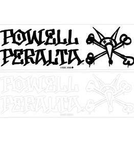 POWELL Powell Peralta Vato Rat Sticker