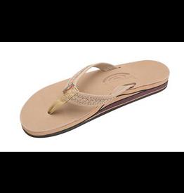 Rainbow Sandals LADIES RAINBOW THE WILLOW SIERRA BROWN