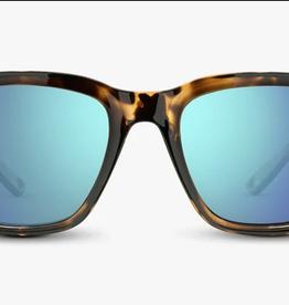 NECTAR NECTAR TIDE/FOLLY Brown Tortoise Frame - Blue Lens