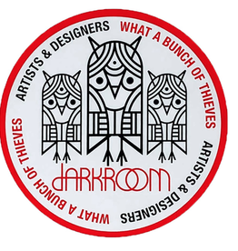 DARKROOM DARKROOM DECAL- BUNCH OF THIEVES