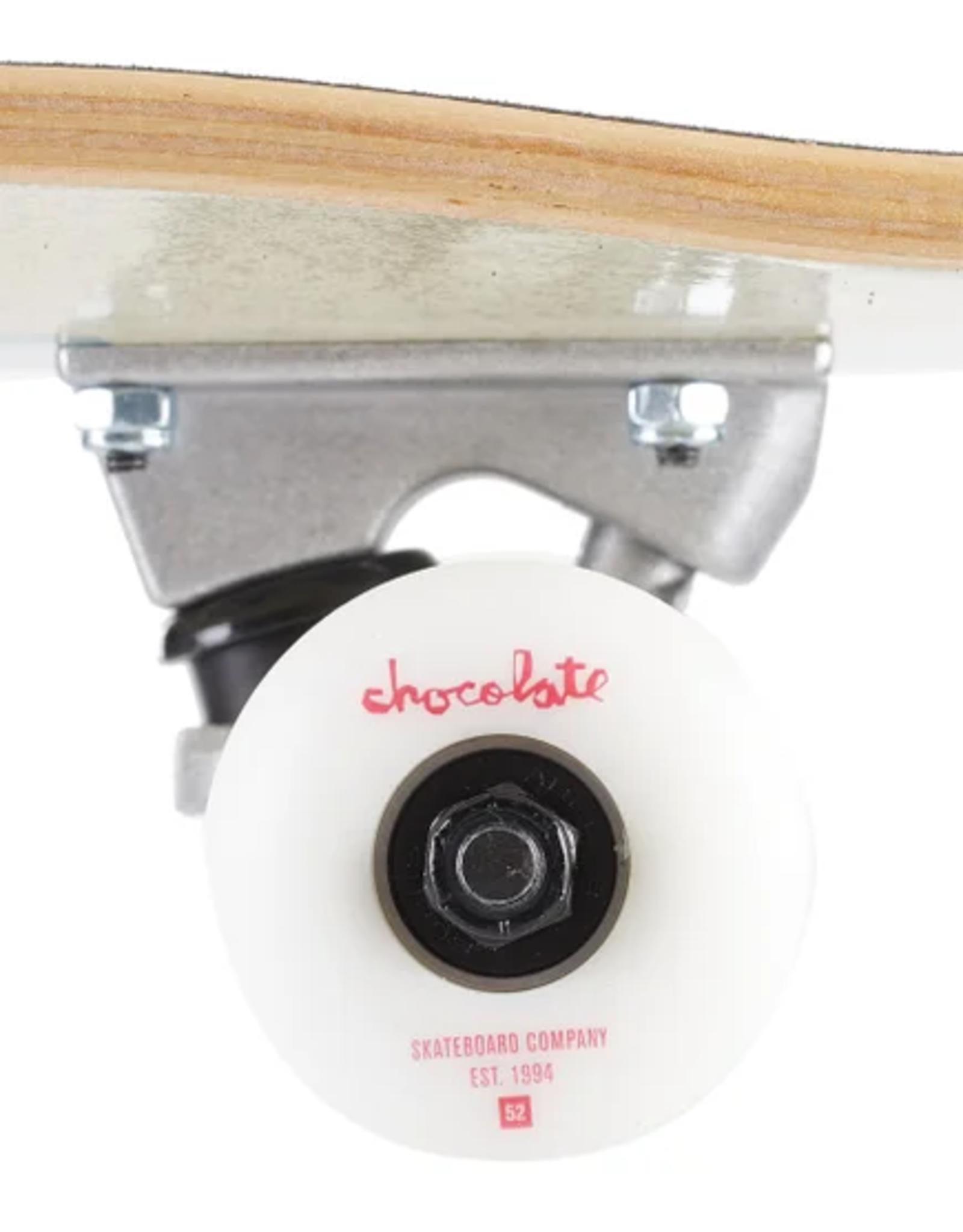CHOCOLATE CHOCOLATE STEVIE PEREZ OG CHUNK WR40D3 COMPLETE SKATEBOARD- 7.87