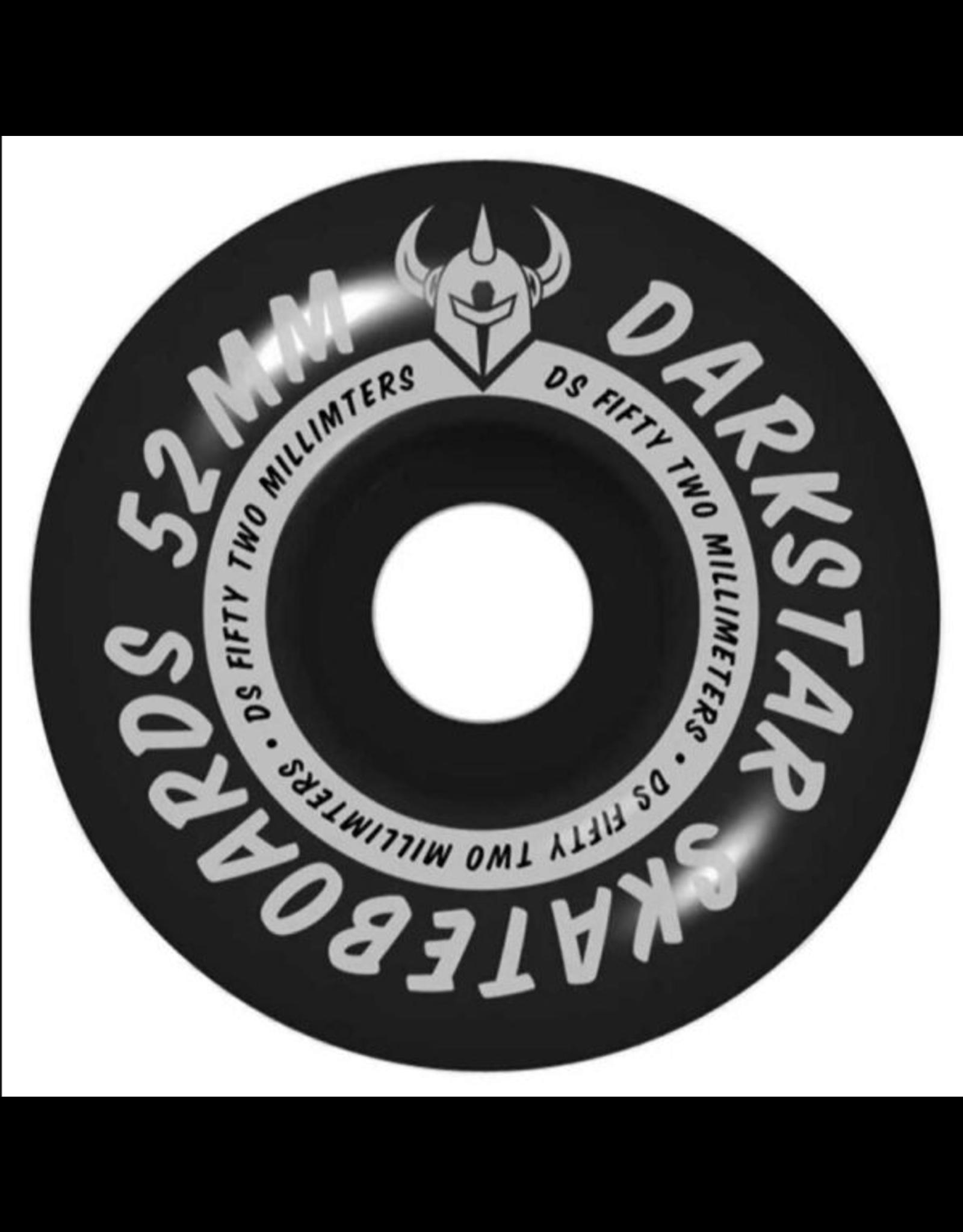 DARKSTAR DARKSTAR FELIX NEWS COMPLETE SKATEBOARD- 7.87 SILVER