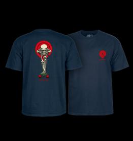 POWELL Powell Peralta Tucking Skeleton T-shirt