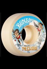 BONES BONES PRO SERIES 99A STREET TECH FORMULA, TREVOR MCCHERUBS 52MM V1 STANDARD (SET OF 4 WHEELS)