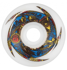 OJ WHEELS 61mm OJ II Team Rider Speedwheels Original White 97a OJ Skateboard Wheels