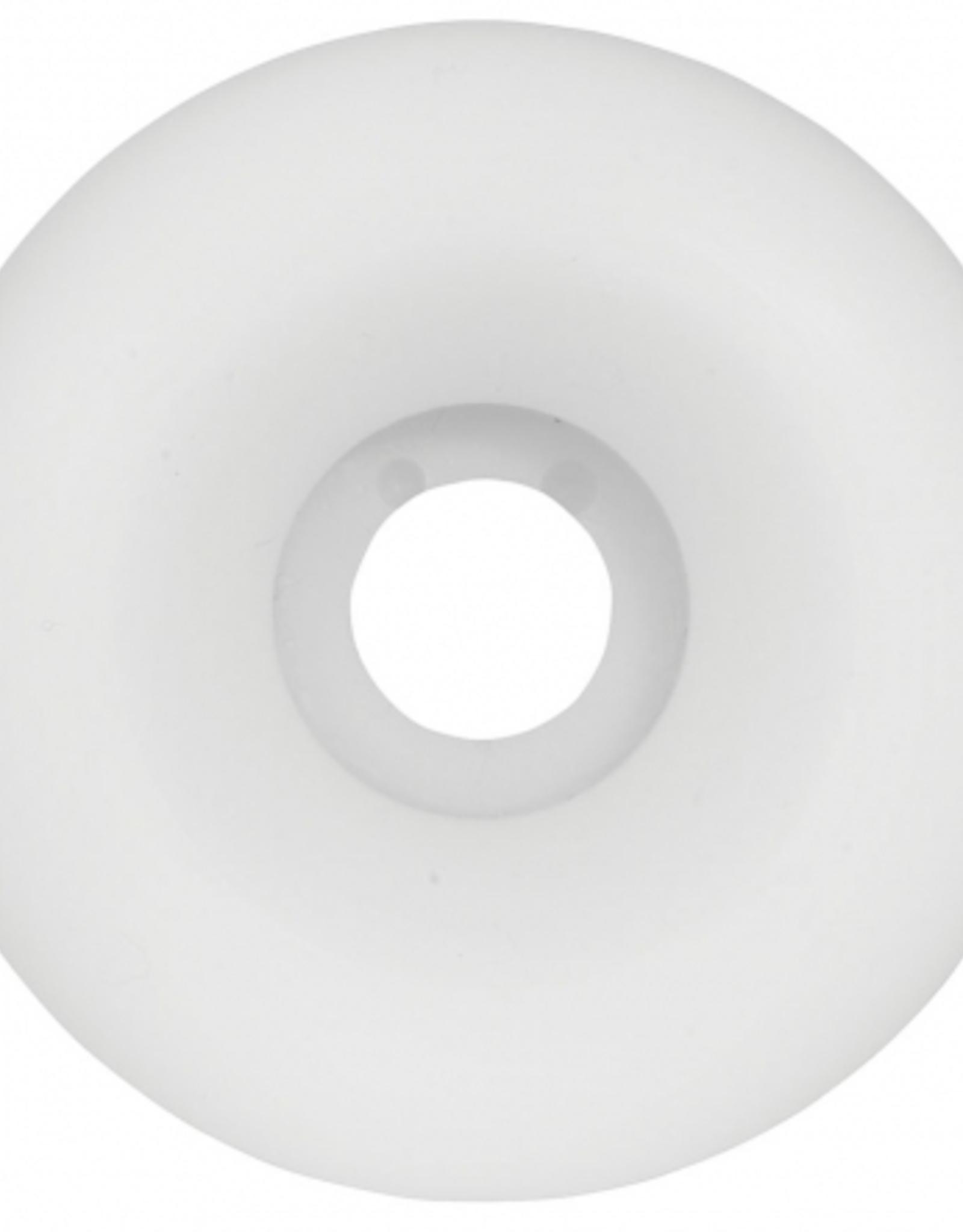 OJ WHEELS 60mm OJ II Original White Combo 95a OJ Skateboard Wheels