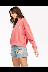 BILLABONG GIRLS Billabong Lets Chill Pullover Sweatshirt