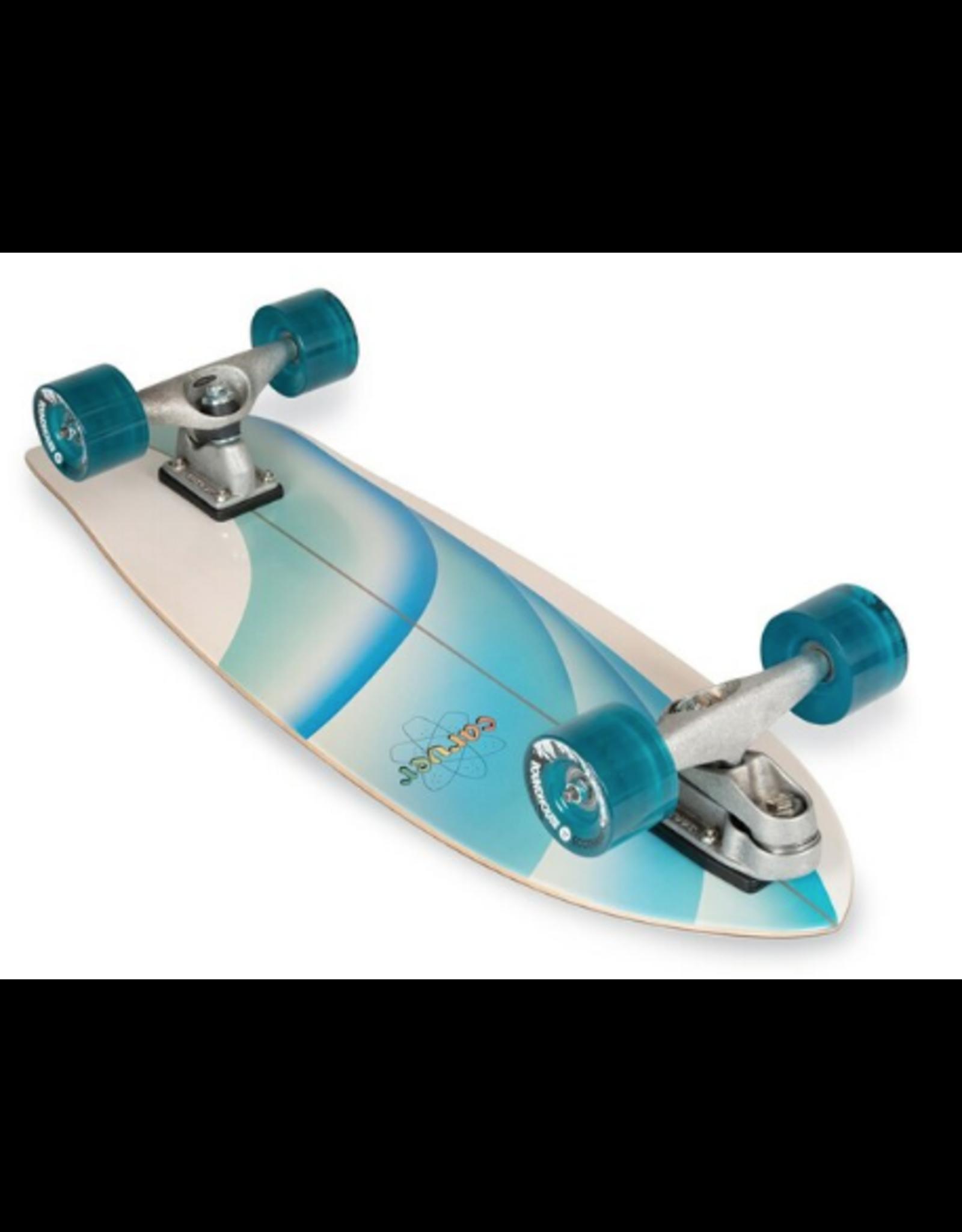 """CARVER SKATEBOARDS CARVER 30"""" EMERALD PEAK SURFSKATE 2020 COMPLETE C7"""