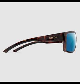 SMITH OPTICS SMITH OUTBACK TORTOISE/CHROMAPOP POLARIZED BLUE MIRROR