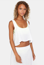 RVCA Girls AFTER HOURS SOLID TOP