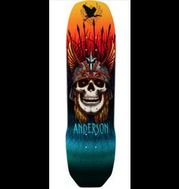 POWELL PERALTA Powell Peralta Pro Andy Anderson Heron Flight® Skateboard Deck - 8.45 x 31.8