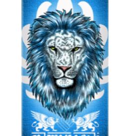 POWELL PERALTA Powell Peralta Pro Salman Agah Lion 3 Flight® Skateboard Deck - Shape 245 - 8.75 x 32.95