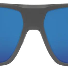 COSTA DEL MAR Diego Blue Mirror 580G Matte Gray