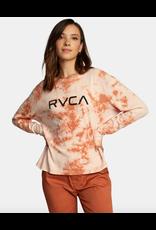RVCA Girls BIG RVCA LONG SLEEVE TEE