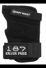 187 187 Derby Wrist Guards