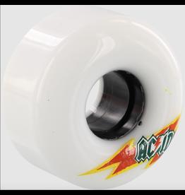 ACID ACID FUNNER SKATERAID 56mm 86a WHITE