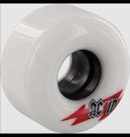 ACID ACID FUNNER SKATERAID 54mm 86a WHITE Acid Chemical Co.