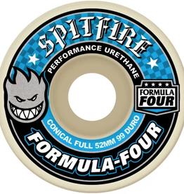 SPITFIRE SPITFIRE FORMULA FOUR CONICAL FULL SKATEBOARD WHEELS