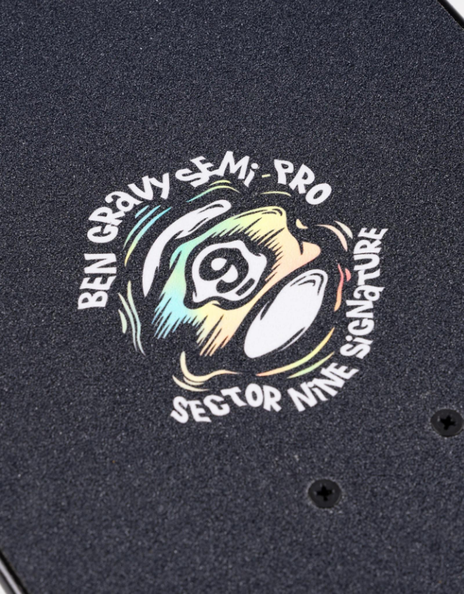 SECTOR 9 GRAVY SEMI-PRO BARGE