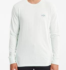 Billabong Guys Stacked Arch Long Sleeve T-Shirt