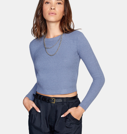 RVCA Girls MAYBE LATER KNIT SWEATER