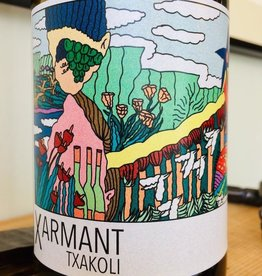 Spain 2019 Xarmant Txakoli
