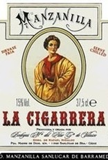 Spain La Cigarrera Manzanilla