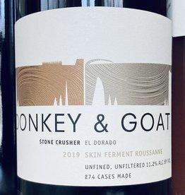 """USA 2017 Donkey & Goat """"Stone Crusher"""" El Dorado Roussane"""