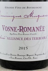 """France 2015 Dominique Mugneret Vosne-Romanee """"Alliance des Terroirs"""""""