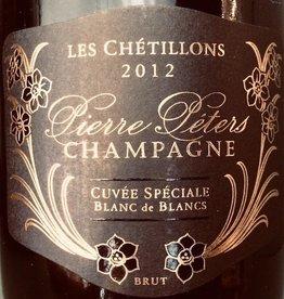 "France 2012 Pierre Peters Champagne ""Les Chetillons"""