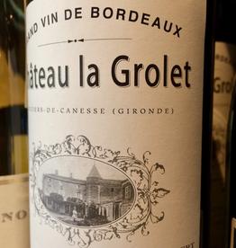 France 2017 Chateau La Grolet Cotes de Bourg