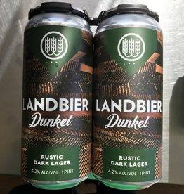 USA Schilling Landbier Dunkel Dark Lager 4pk