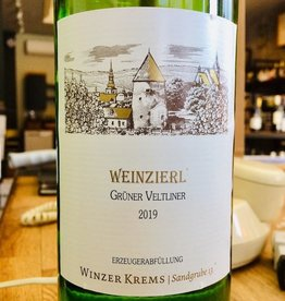 """Austria 2020 Winzer Krems """"Weinzierl"""" Gruner Veltliner 1L"""