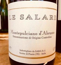 Italy 2018 Le Salare Montepulciano d'Abruzzo