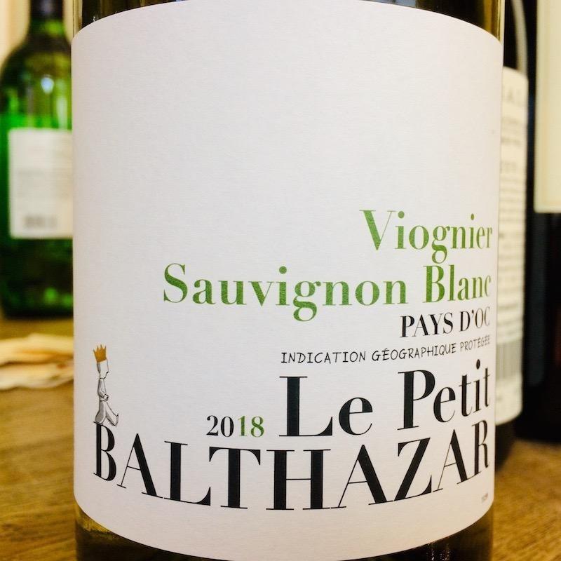 France 2020 Pierrick Harang Le Petit Balthazar Viognier Sauvignon