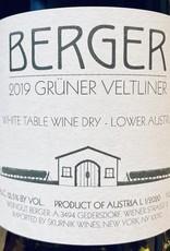 Austria 2020 Berger Gruner Veltliner 1L