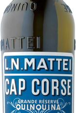 France L.N. Mattei Cap Corse Quinquina Aperitif Blanc