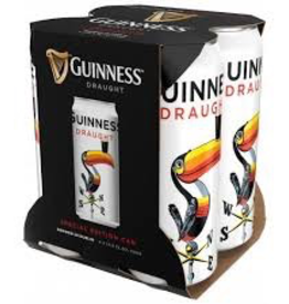UK Guinness Draught Stout 4pk