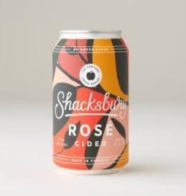 USA Shacksbury Rose 4pk