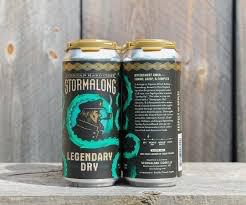 USA Stormalong Legendary Dry Cider 4pk