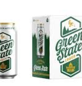 USA Zero Gravity Green State Lager 12pk