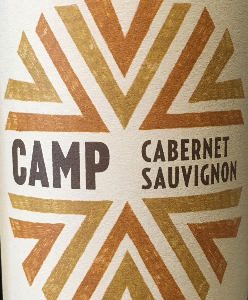 USA 2018 Camp Cabernet Sauvignon Sonoma County