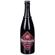 Belgium Westmalle Trappist Dubbel 750ml