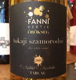 Hungary 2001 Fanni Kertje Tokaji Szamorodni