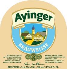 Germany Ayinger Brauweisse