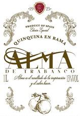 Spain Alma de Trabanco Quinquina En Rama