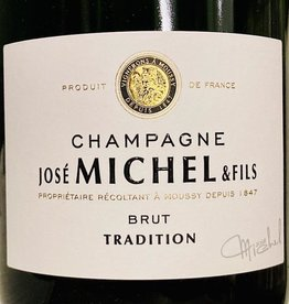 France Jose Michel Champagne Brut Tradition 375ml